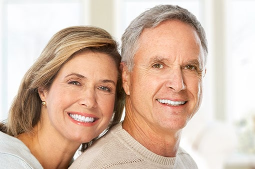 Dentures - Mature Couple